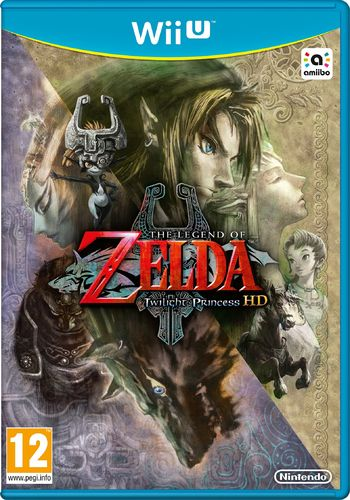 The Legend of Zelda: Twilight Princess HD WiiU