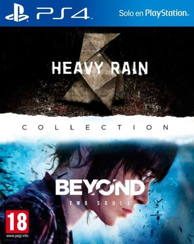 Heavy Rain & Beyond: Dos Almas Collection PS4
