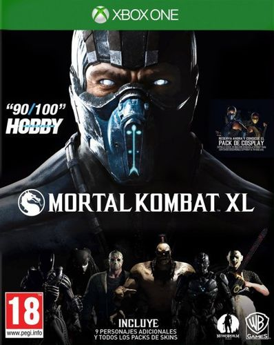 Mortal Kombat XL XboxOne