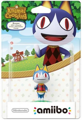 Figura Amiibo Fran (Serie Animal Crossing)