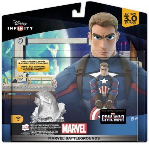 Disney Infinity 3.0 Play Set Marvel Battlegrounds
