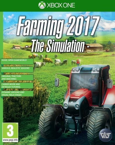 Farming 2017: The Simulator XBOX ONE