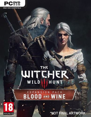 The Witcher 3: Wild Hunt Blood and Wine Expansion PC