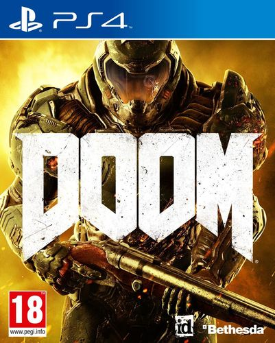 Doom Day One PS4