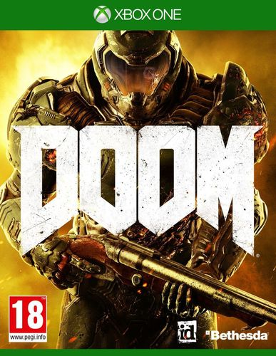 Doom Day One XBOX ONE