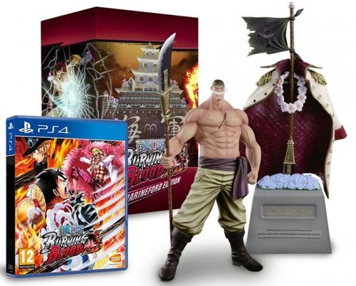One Piece Burning Blood Ed.Coleccionista PS4