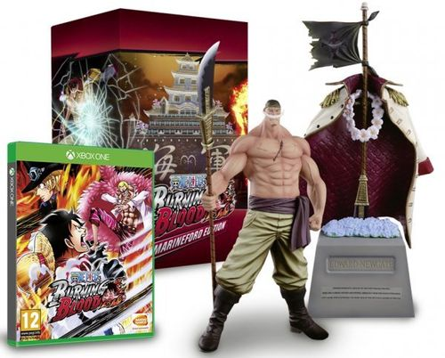 One Piece Burning Blood Ed.Coleccionista XBOX ONE