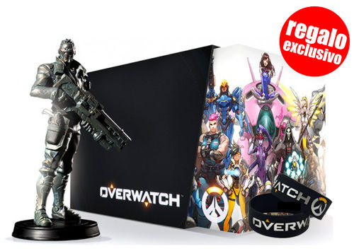 Overwatch Ed.Coleccionista PS4