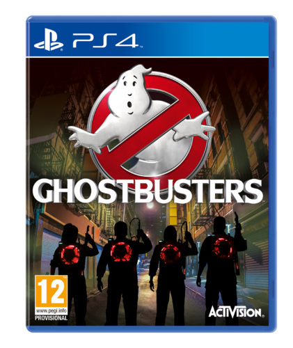 Ghostbuster PS4