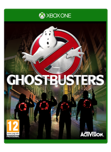 Ghostbuster XBOX ONE