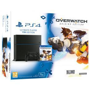 Consola 1TB + Overwatch