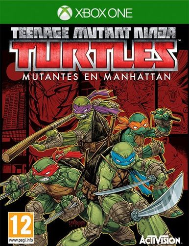 TMNT: Mutantes en Manhattan XBOX ONE