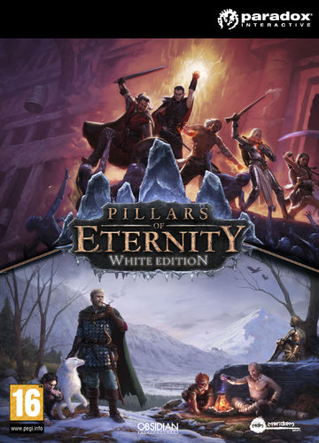 Pillars of Eternity White Edition PC
