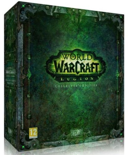 World of Warcraft: Legion Edicion Coleccionista PC
