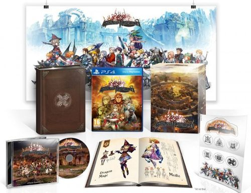 Grand Kingdom Edicion Limitada PS4