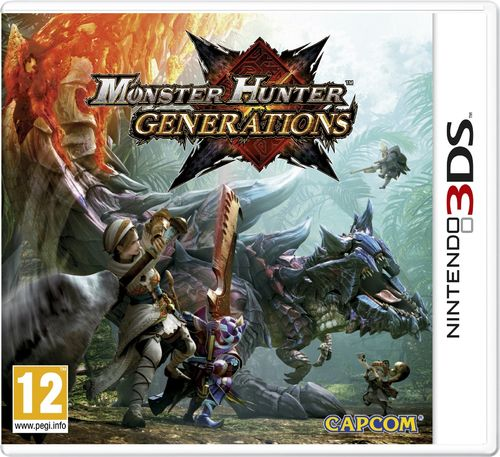 Monster Hunter: Generations 3DS
