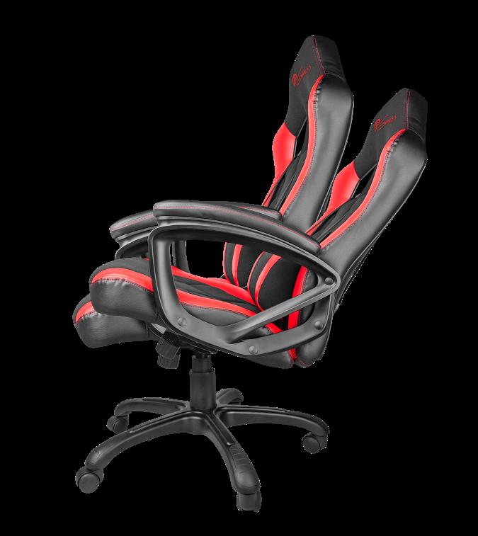 Silla gaming sx33 roja impact game for Donde comprar una silla gamer