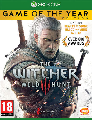 The Witcher 3: Wild Hunt Game of the Year XBOX ONE