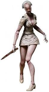 Figura Bubble Head Nurse Silent Hill 2