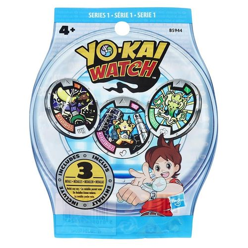 Medallas Yo-Kai Watch