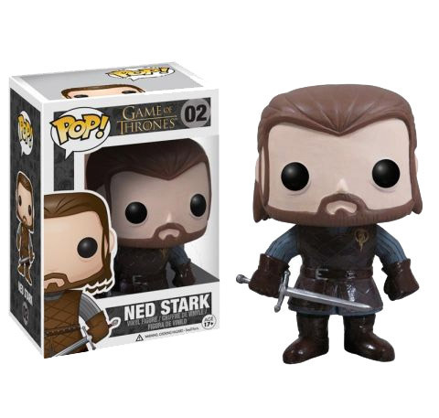 Figura POP Ned Stark