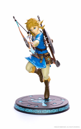 Figura Link The Legend of Zelda Breath 25cm
