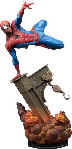 Figura The Amazing Spiderman Premium Format
