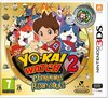 Yo-kai Watch 2: Carnánimas 3DS