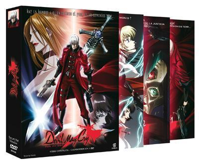 Devil May Cry DVD (Serie Completa)