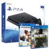 Consola Ps4 slim 1TB + Overwatch + Call of Duty Infinite Warfare