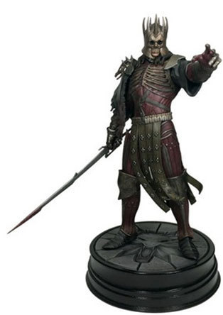 Figura Eredin The Witcher III Wild Hunt 20 cm