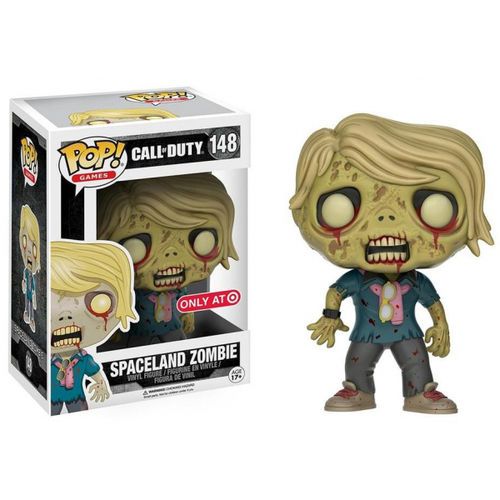 Funko Pop Spaceland Zombie Call of Duty