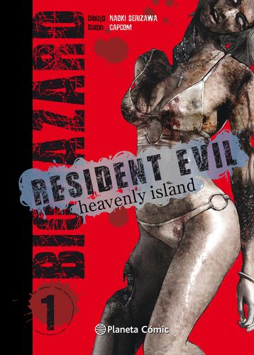 Resident Evil Heavenly Island Nº1