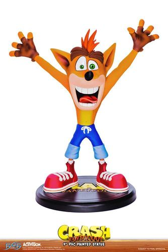Figura Crash Bandicoot N.Sane Trilogy 23cm