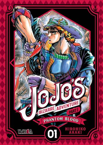 Jojo's Bizarre Adventure Phantom Blood Nº1