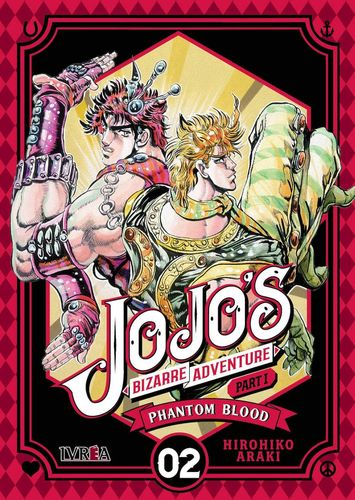 Jojo's Bizarre Adventure Phantom Blood Nº2