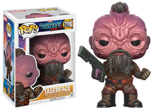 Figura POP Taserface