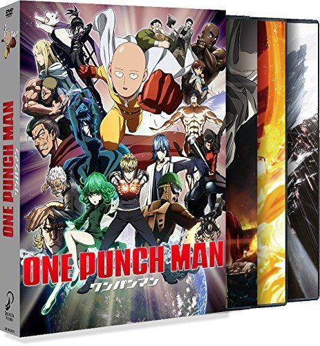 One Punch Man Temporada 1 DVD