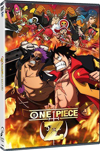 One Piece Pelicula 11 Z DVD