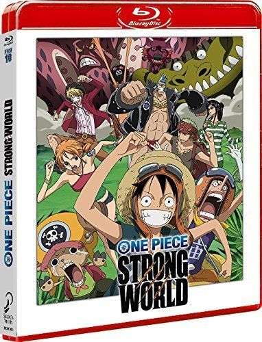 One Piece Pelicula 10 Strong World BR