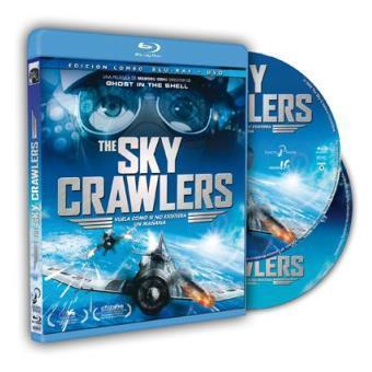 The Sky Crawlers Combo BR + DVD