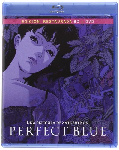 Perfect Blue Combo BR + DVD