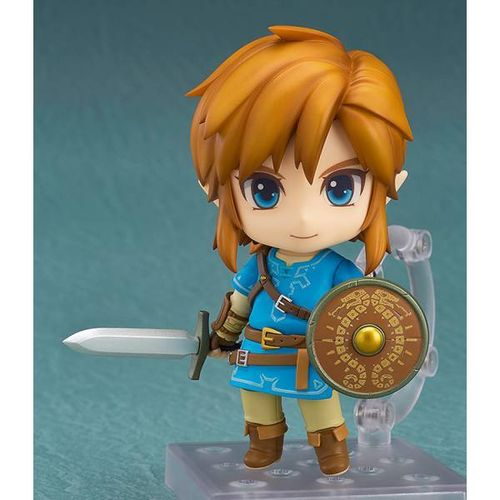 Figura Link Zelda Breath of the Wild Nendoroid 10cm