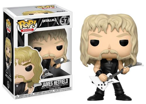 Figura POP James Hetfield Metallica