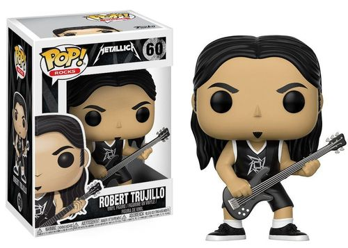 Figura POP Robert Trujillo Metallica