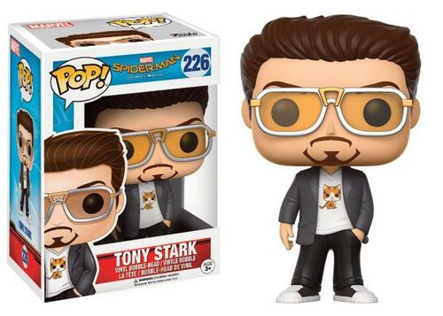 Figura POP Tony Stark