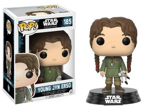 Figura POP Young Jyn Erso
