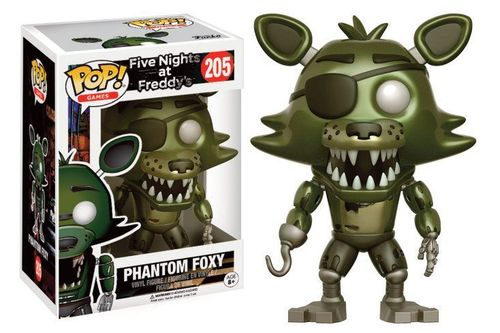 Figura POP Phantom Foxy