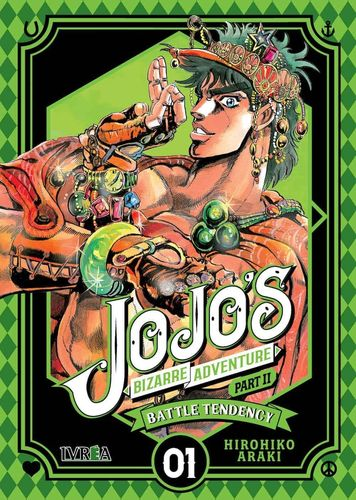 Jojo's Bizarre Adventure Battle Tendency Nº1