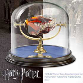 Replica Piedra Filosofal Harry Potter